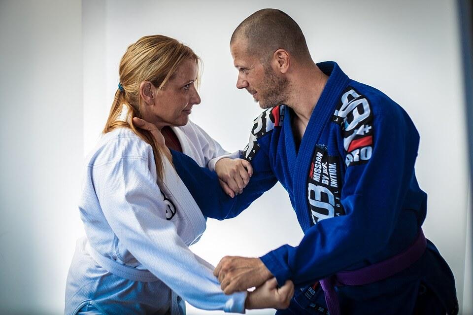 strój judo jiu jitsu